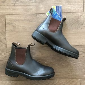Blundstone. 500 Chelsea Boot. Stout Brown.